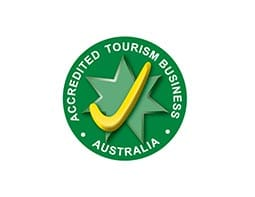 Tourism Business Approved Tick