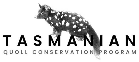 Tasmanian Quoll Program logo