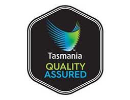 Tasmanian Quality logo